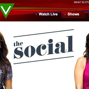 CTV's The Social invited me on to discuss Prude!