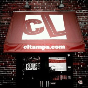 Talking Writing and XXX with Creative Loafing Tampa