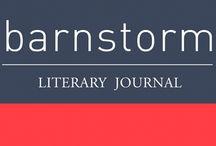 Interview with barnstorm literaryjournal